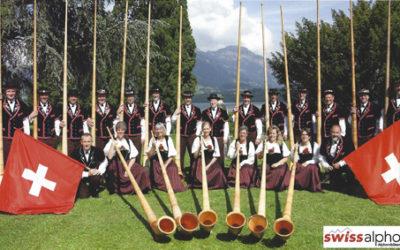 Konzert Alphorn und Jodlerclub