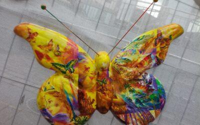 Kunstprojekt Schmetterding